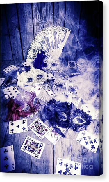 Smokey Canvas Print - Make Out Like A Bandit by Jorgo Photography - Wall Art Gallery