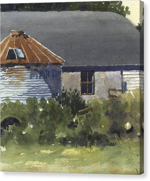 Martin Canvas Print