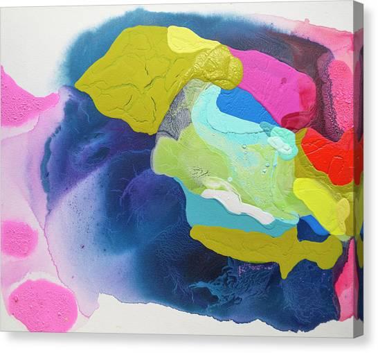 Canvas Print - Maya 02 by Claire Desjardins