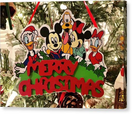 Daisy Duck Canvas Prints Page 2 Of 2 Fine Art America