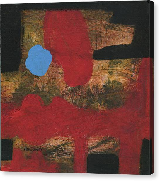 Mind Maze 3 Canvas Print