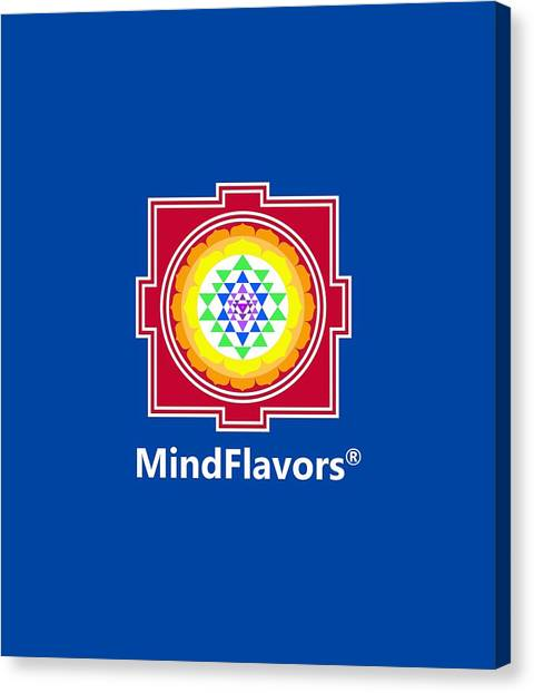 Mindflavors Small Canvas Print