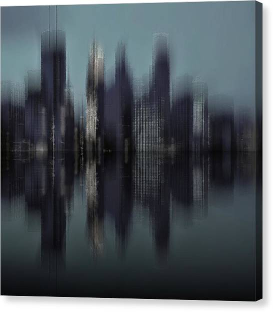 Minneapolis 1 Canvas Print