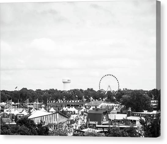 Minnesota State Fair Canvas Print