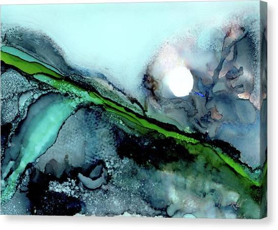 Moondance II Canvas Print