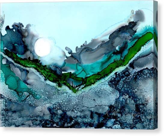 Moondance IIi Canvas Print