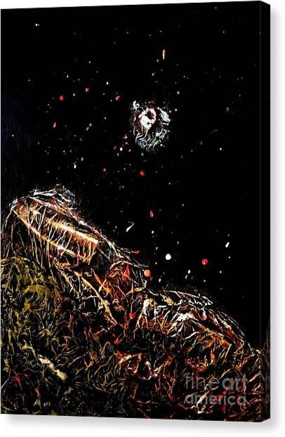 Moonstruck2 Canvas Print