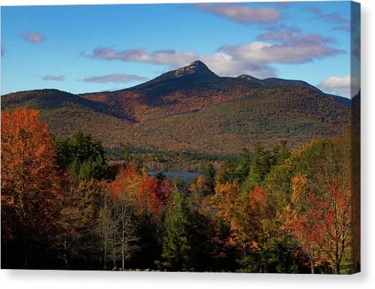 Mount Chocorua New Hampshire Canvas Print