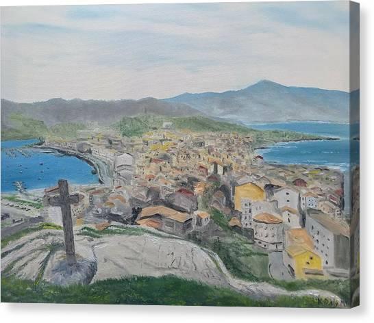 Muxia Canvas Print