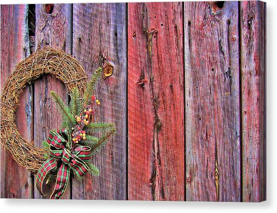 Natural Sparkle Canvas Print by JAMART Photography