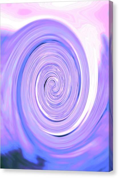 Nautilus Iv Canvas Print