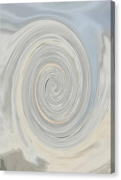 Nautilus I - Reverse Canvas Print