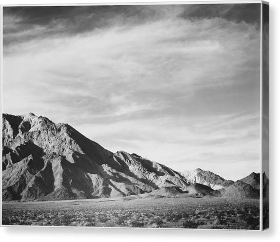 Near Death Valley Canvas Print