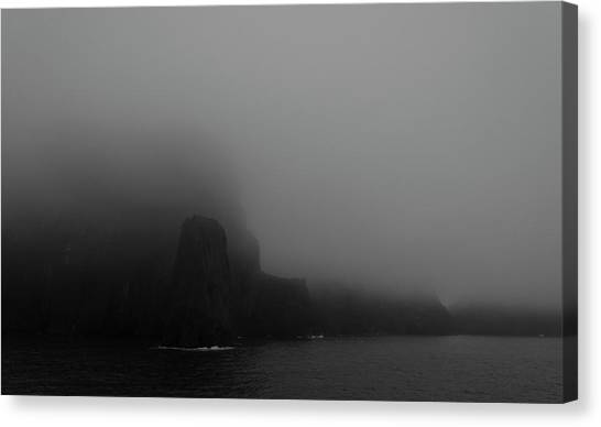 Near The End Of The World Canvas Print
