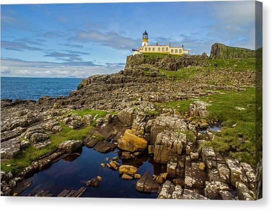 Neist Point Lighthouse No. 2 Canvas Print