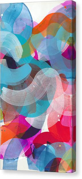 Canvas Print - New People by Claire Desjardins