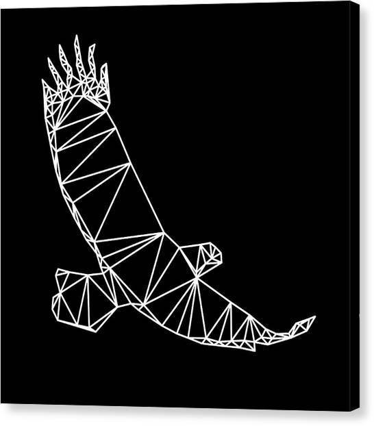 Lynx Canvas Print - Night Eagle by Naxart Studio