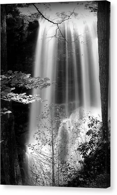North Carolina Falls Canvas Print