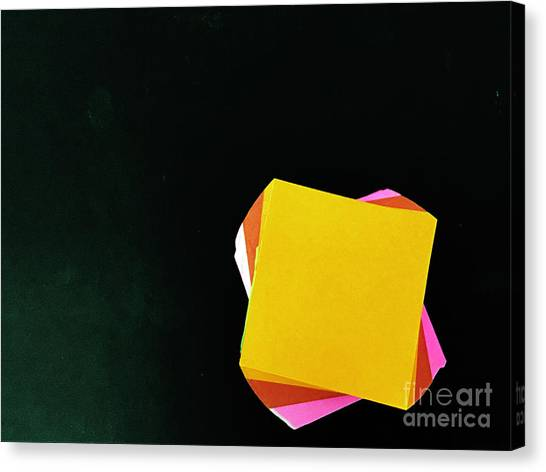 Canvas Print featuring the photograph Note Worthy by Rick Locke