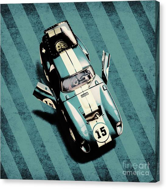Coupe Canvas Print - Number 15 by Jorgo Photography - Wall Art Gallery