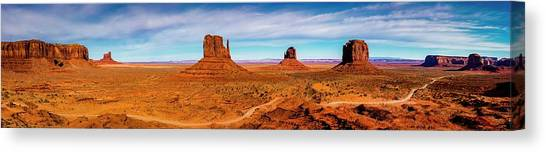 Canvas Print featuring the photograph Ocean Front Property In Arizona by David Morefield
