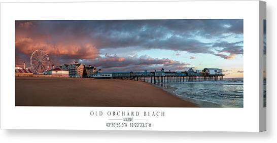 Old Orchard Canvas Print by Chad Tracy
