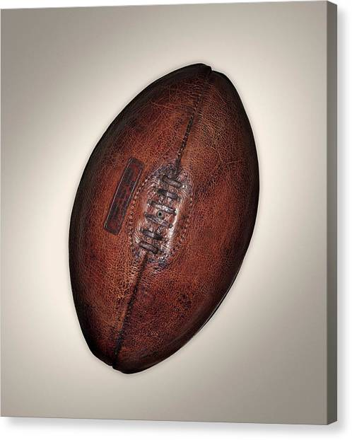 Rugby Ball Canvas Prints