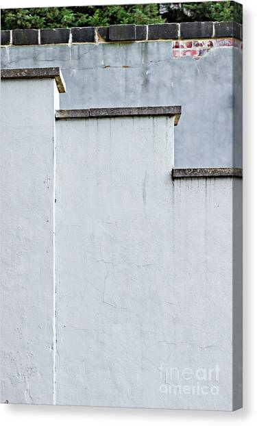 Canvas Print - Old Wall Pattern by Tom Gowanlock