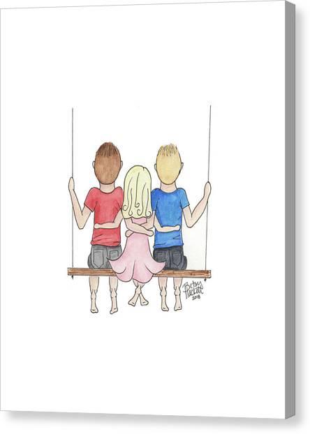 OMC Canvas Print