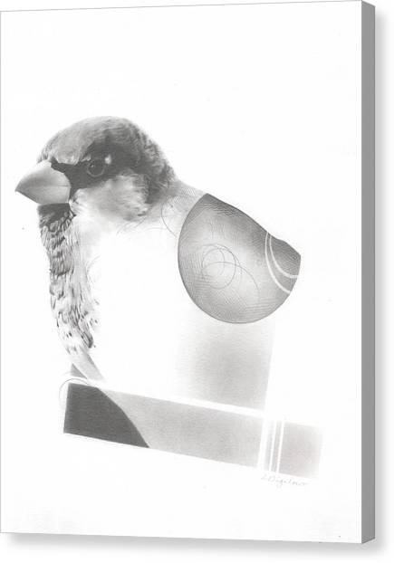 Orbit No. 7 Canvas Print