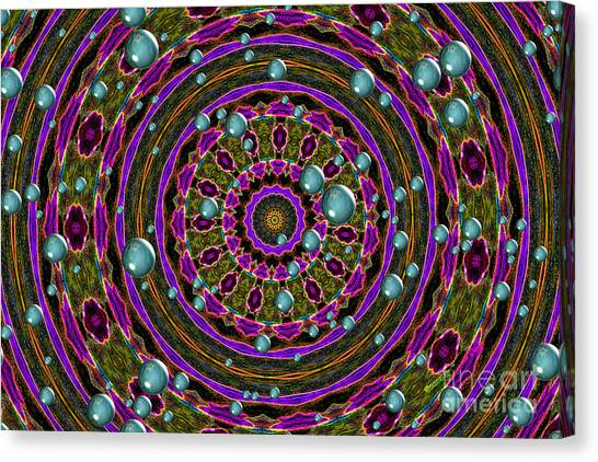 Orbital Alignment Canvas Print