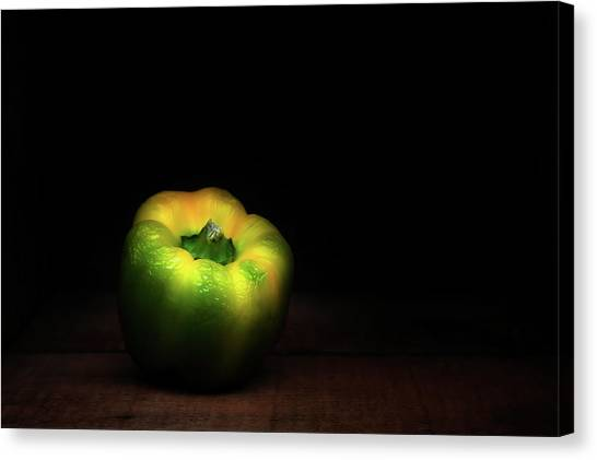 Flash Canvas Print - Overripe Bell by Scott Norris
