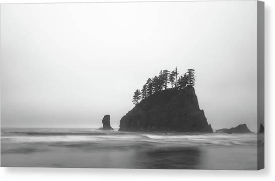 Pacific Storm Canvas Print