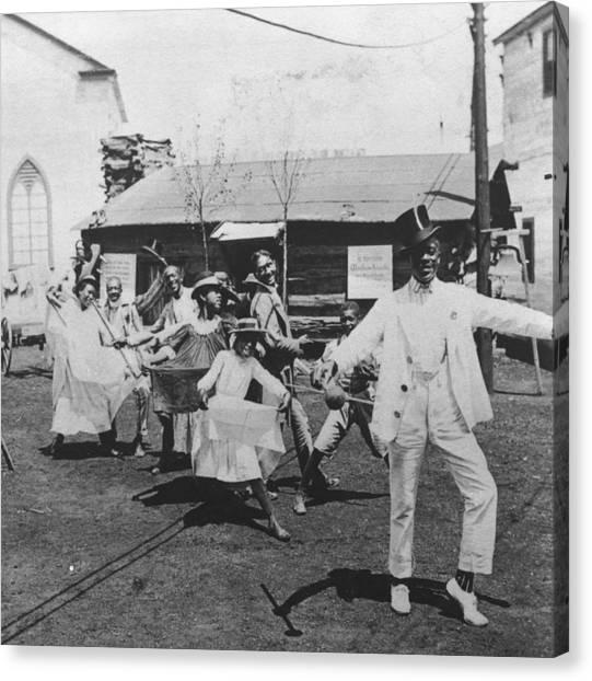 Pan Am Cakewalk Canvas Print by Hulton Archive