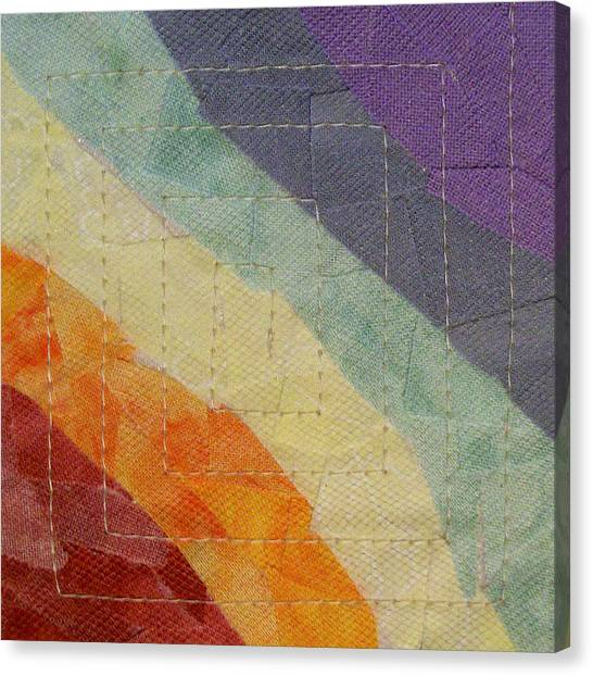 Pastel Color Study Canvas Print