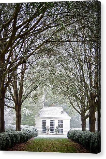 Peaceful Holiday Canvas Print