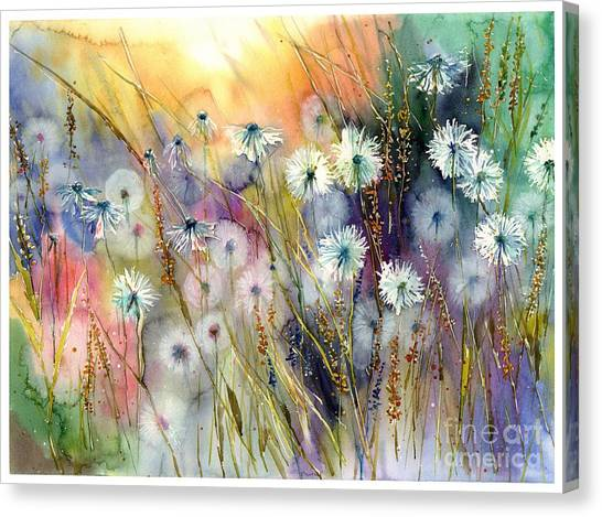 Elegance Canvas Print - Perfect Summer by Suzann Sines