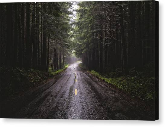 Petrichor Canvas Print