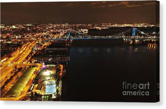 Philidelphia Canvas Print - Philidelphia by Thomas McGrath
