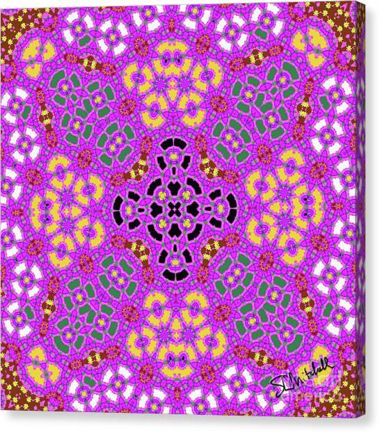 Pink1 Canvas Print