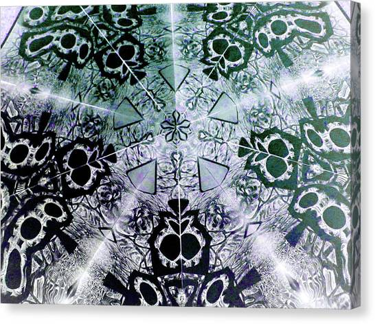 Portal 2 Canvas Print