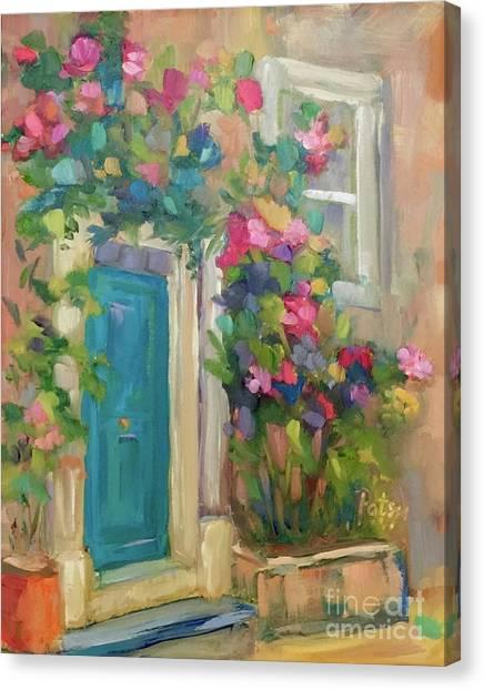 Porte Della Toscana Canvas Print
