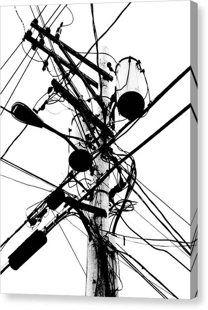 Electrical Pole Canvas Prints Page 9 Of 9