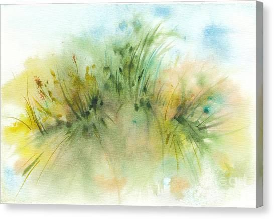 Promise Of Sunshine Canvas Print