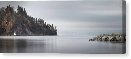 Brockton Point, Vancouver Bc Canvas Print