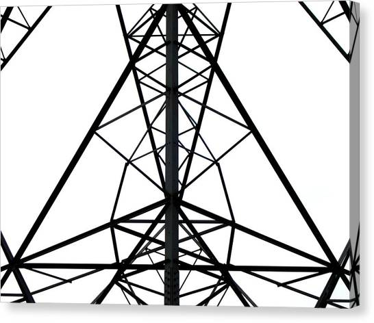 Electricity Canvas Prints