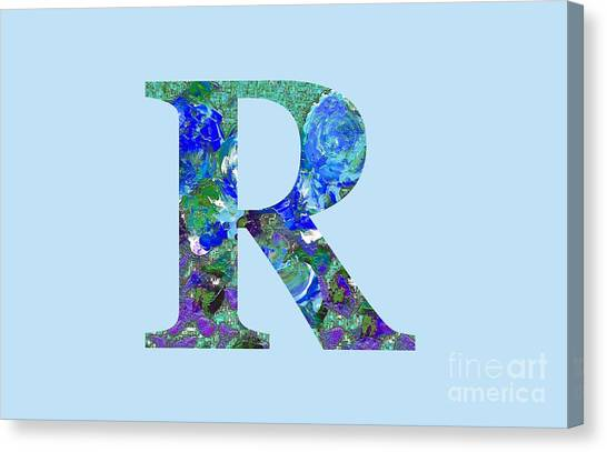 R 2019 Collection Canvas Print