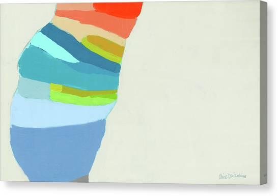 Canvas Print - Ready To Make A Splash by Claire Desjardins