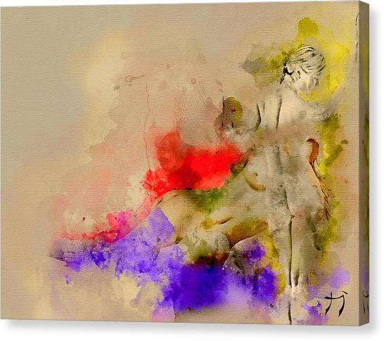 Recess Of A Dream Canvas Print