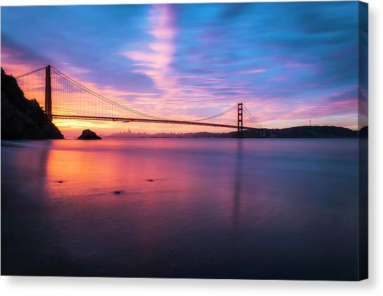 Rise With Me- Canvas Print